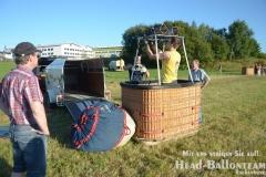 Ballon-Aufrüstung